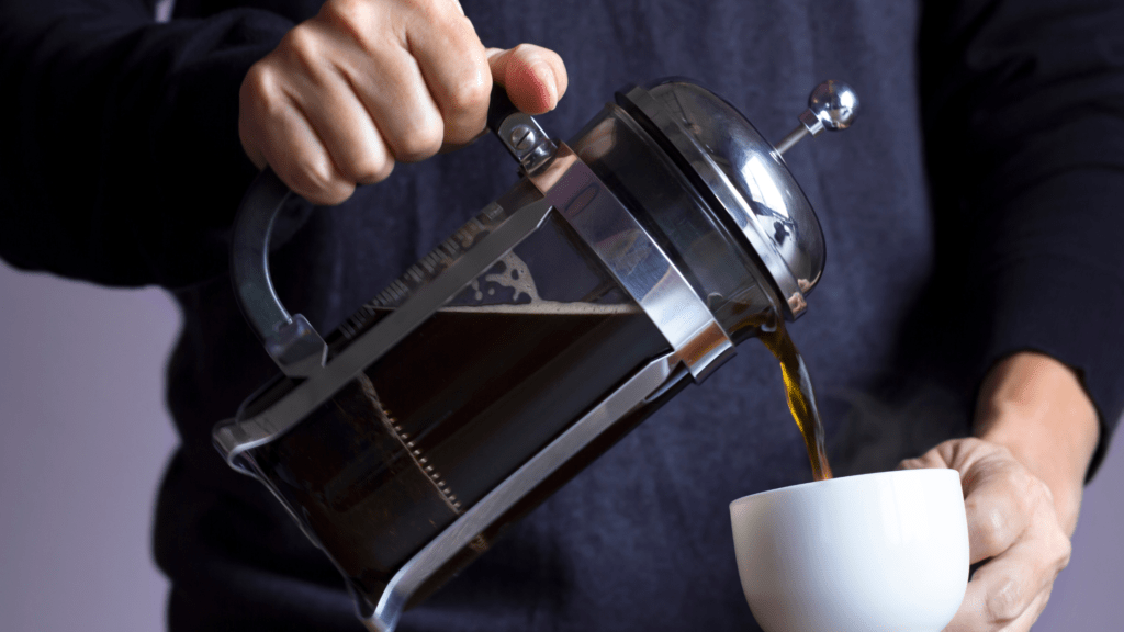 best ground coffee for french press