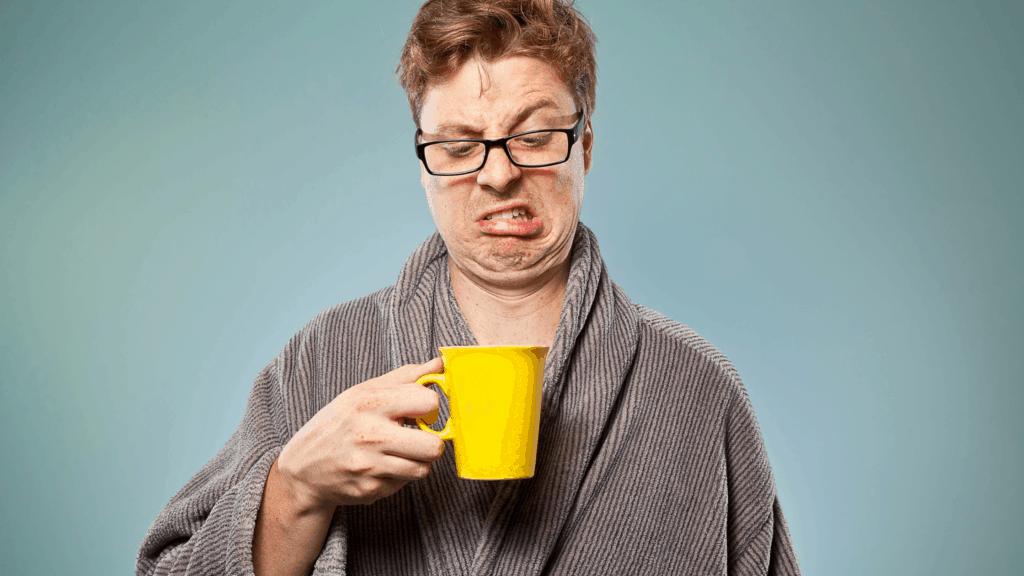 keurig not working - bad coffee