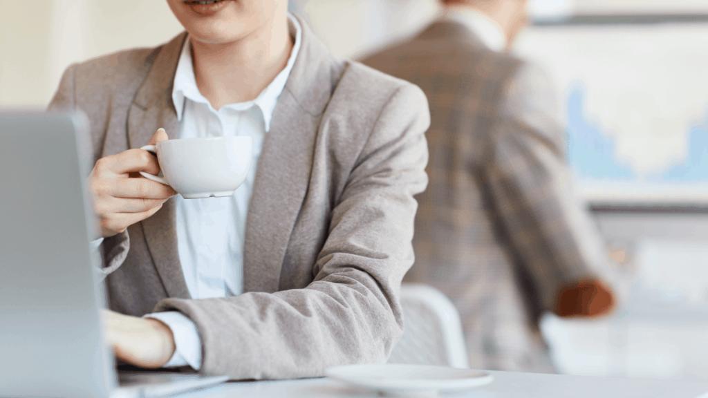 coffee increase productivity
