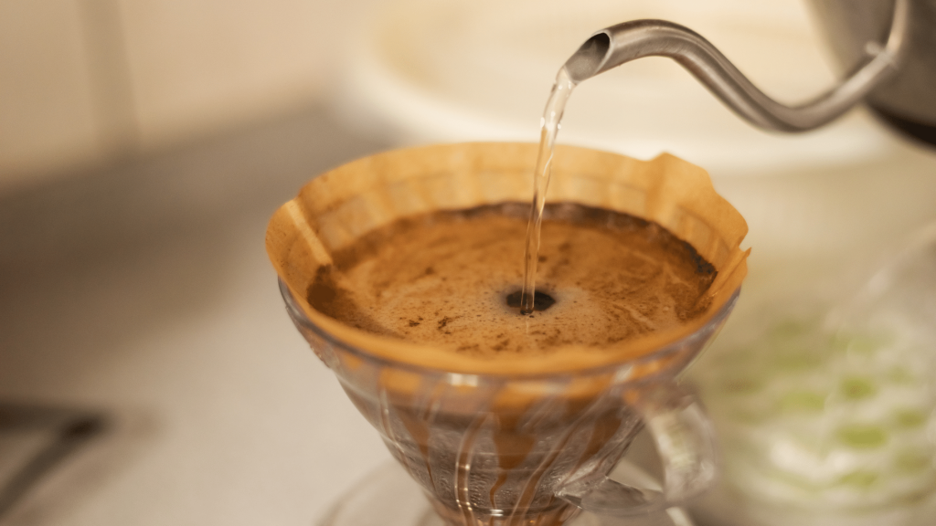 how to brew pour over coffee